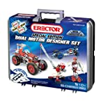 Erector Multimodel Construction Case - Dual Motor Set