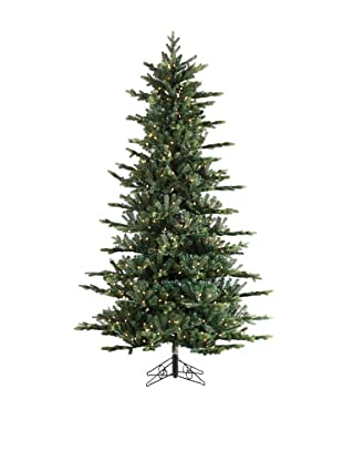 Santa's Own 9' Ridgeland Fir Pre-Lit Tree