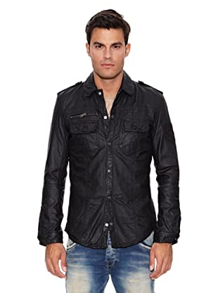 Pepe Jeans London Camisa Minden (Negro)