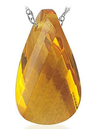 Divas Diamond Collar Citrino