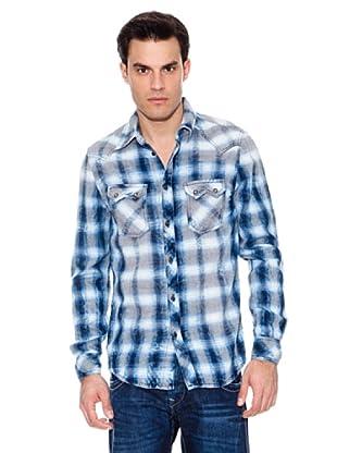 Pepe Jeans Freizeithemd Diablo (Indigo)