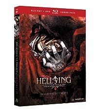OVA版ヘルシング DVD & BD-BOX1 北米版