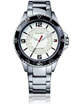 Tommy Hilfiger Analog White Dial Men's Watch - TH1790838/D