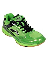 Li-Ning Badminton Shoes Star Trek Green Size 03