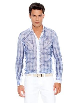 D&G Camisa Vincent (Azul)