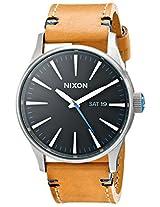 Nixon Inc. Nixon Sentry Leather Watch - A1051602