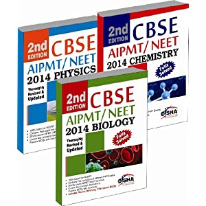 Crack CBSE AIPMT/NEET Medical Entrance 2014 (Must for AIIMS/AFMC/JIPMER) (Set of 3 Books - PCB)