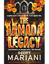 The Armada Legacy (Ben Hope)