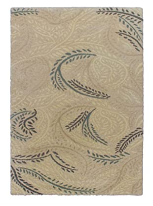 Prestige Shag Rug, Light Cream, 5' 5