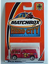 MATCHBOX - 2002 Hero City Collection #75 - Water Pumper