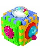 Play Go 6 Sided Cute Cube By Play Go