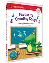 Baby Genius - Favourite Counting Songs DVD In English