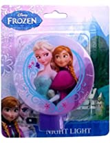 Disney Frozen Princess Elsa and Anna Night Light