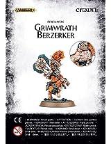 Warhammer Dwarf Fyreslayers Grimwrath Berzerker