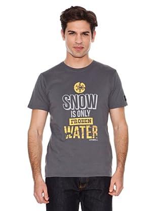 O'Neill Camiseta Manga Corta T-Bodie Hills (Gris)