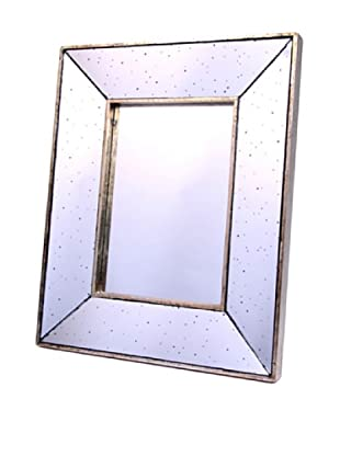 HomArt Small Rectangular Versailles Mirror