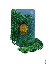 Forum St. Patrick's Day Bucket-O-Beads 144-piece Shamrock Bead Necklaces Costume