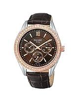 Pulsar Crystal Women's Quartz Watch PP6008