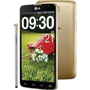 LG G Pro Lite D686 (Dual SIM, Gold/Black)