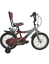 HLX-NMC KIDS BICYCLE RAPID RED-14 INCH