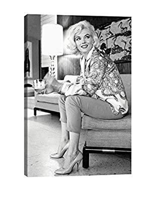 Retro Images Beautiful Marilyn Monroe Archive Giclée on Canvas