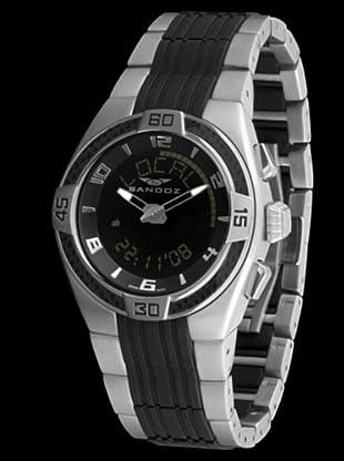 Sandoz 71555-45 - Reloj de Caballero metálico
