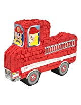 Aztec Imports Fire Engine Pinata