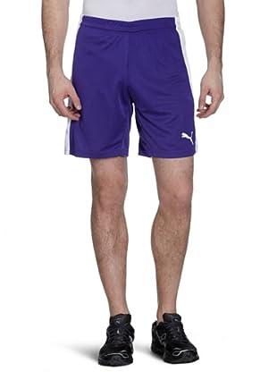 Puma Shorts PowerCat (team violet-white)