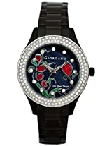 Giordano Analog Black Dial Women's Watch 2587-33