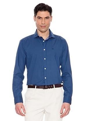 Pedro del Hierro Camisa Print (Azulón)