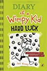 Diary of a Wimpy Kid: Hard Luck (Book 8)