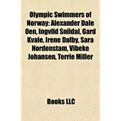 Olympic Swimmers of Norway Olympic Swimmers of Norway: Alexander Dale Oen, Ingvild Snildal, Gard Kvale, Irene Dalbyalexander Dale Oen, Ingvild Snildal