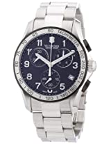 Victorinox Swiss Army Black Dial Chrono Classic Chronograph Men's Watch 241403