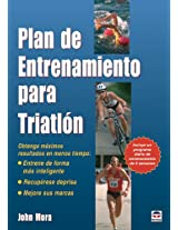 Plan de entrenamiento para Triatlon / Triathlon Workout Planner