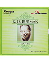 Karaoke sing along-R.D burman vol-1(indian/hindi/bollywood /collection of songs/various artists/r.d. burman)