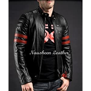 Leather / non-leather Material Trendy Jacket - Model Number n16