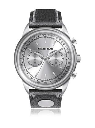 K&BROS Reloj 9491 (Gris)