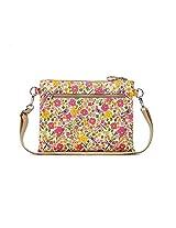 Pink Lining Mum on the Run Cottage Garden Bag, Multicoloured