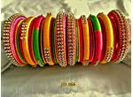 Silk thread bangles available in all sizes