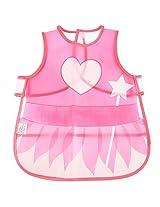 Lilsta Waterproof Bib (Pink)