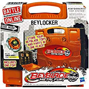 Beyblade Metal Masters Beylocker
