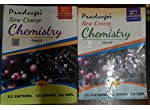 Pradeep Chemistry volume 1 and volume 2