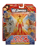 DC Universe Exclusive Young Justice Action Figure Kid Flash