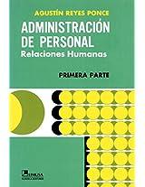 Administracion de personal/ Administration Staff: 1