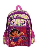Dora Bag, Purple (16-inch)