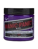 Manic Panic Classic Cream Semi-Permanent Vegan Hair Color - ELECTRIC AMETHYST