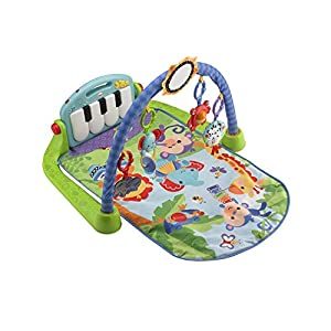 Kick & Play Gym Style Multi Colored Piano for Kids by Fisher Price
