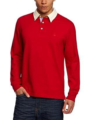 Brooks Brothers Polo Lara (Rojo)