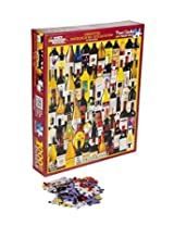 White Mountain Puzzles Classic Wine Bottles 1,000 Piece Jigsaw Puzzle By White Mountain Puzzles