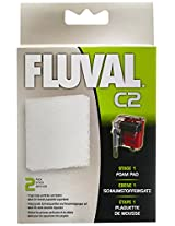 Hagen Fluval C2 Poly Foam Pad, 2 Pieces